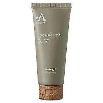 Arran Lochranza Patchouli and Anise Shave Gel 100ml
