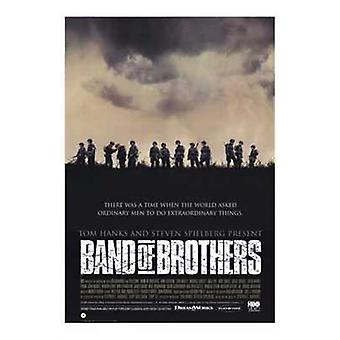Band of Brothers Movie Poster (11 x 17)