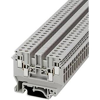Two-level terminal block UDK 4 Grey Phoenix Contact Content