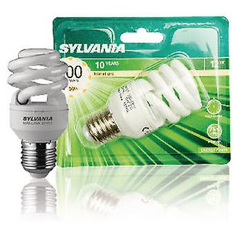 Sylvania Bl1 Mlfs bulb spiral 12W E27 Color 827 (Home , Lighting , Light bulbs and pipes)