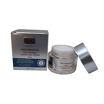 RoC Pro preservar la sequedad protección crema 50 ml