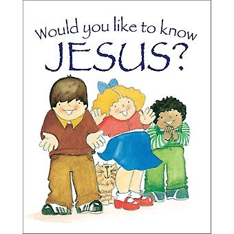 Would You Like to Know Jesus? (Paperback) by Reeves Goldsworthy Eira Jefferson Graham