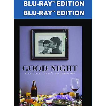 Godnat [Blu-ray] USA importerer