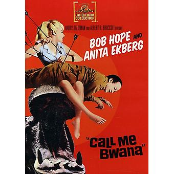 Call Me Bwana [DVD] USA import