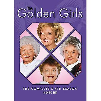 Golden piger: Komplette sjette sæson [DVD] USA importerer