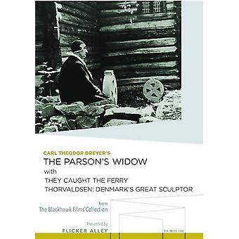 Parsons enke [DVD] USA importerer