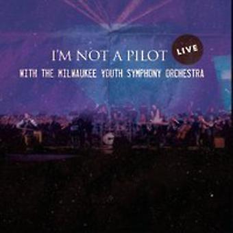 I'm Not a Pilot - Im Not a Pilot (Live) [CD] USA import