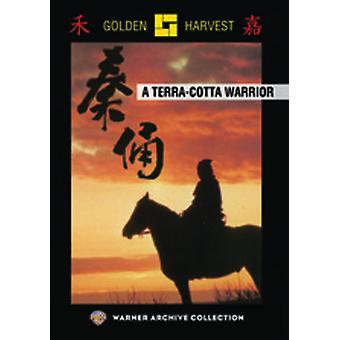Terra Cotta Warrior [DVD] USA import