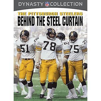 Pittsburgh Steelers: Bag stål gardin [DVD] USA importerer