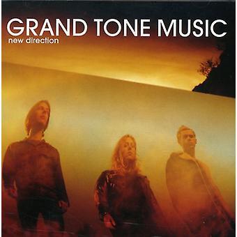Gran música del tono - nueva dirección [CD] USA importar