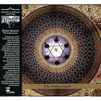 Bester Quartet - gouden Land [CD] USA importeren