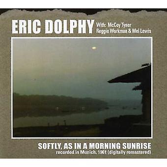 Eric Dolphy - sagte som en morgen solopgang [CD] USA import