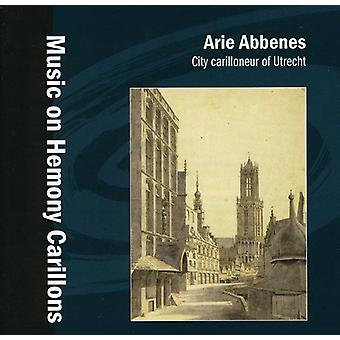 Arie Abbenes - Music on Hemony Carillons [CD] USA import