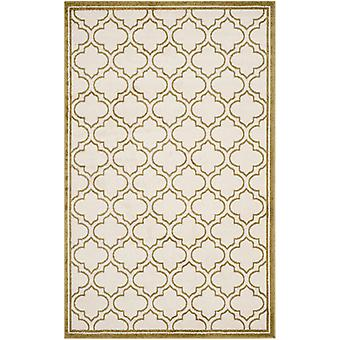Ivory & Green Moroccan Rugs - Safavieh