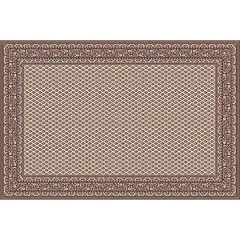Royal Beige 1581-504 Light beige ground with browns and beiges Rectangle Rugs Traditional Rugs