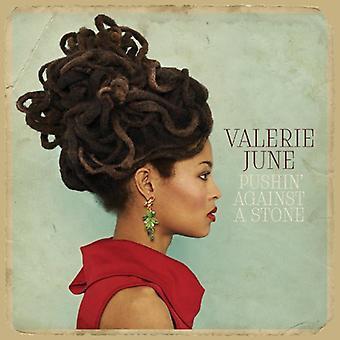 Valerie June - Pushin' Against a Stone [Vinyl] USA import