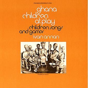 Ivan Annan - Ghana: Children at Play: Children's Songs & Games [CD] USA import