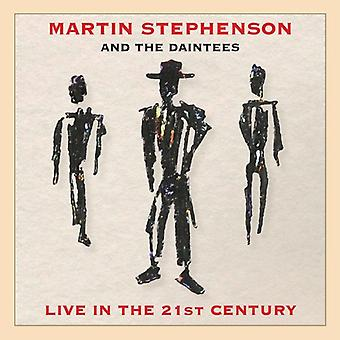 Stephenson, Martin / Daintees - lever i det 21. århundrede [CD] USA import