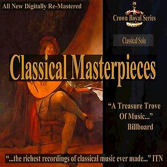 Various Artist - Classical Solo - Classical Masterpieces [CD] USA import