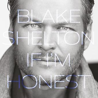 Blake Shelton - If Im Honest [CD] USA import