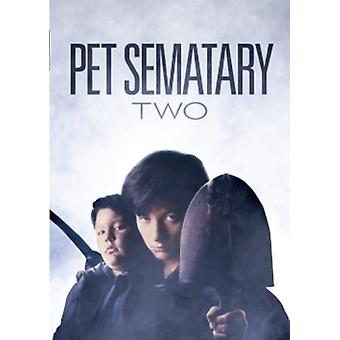 Pet Sematary Two [DVD] USA import