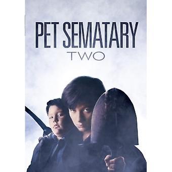PET Sematary 2 [DVD] USA importieren