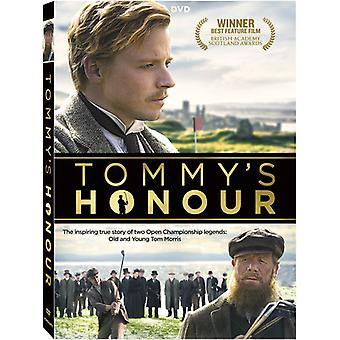 Importer des USA d'honneur [DVD] de Tommy