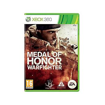 Medal of Honor: the Warfighter (Xbox 360) (used)