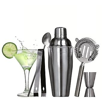 Bigbuy Cocktail Set (5 Pieces) (Home , Kitchen , Wine and Bar , Shakers)