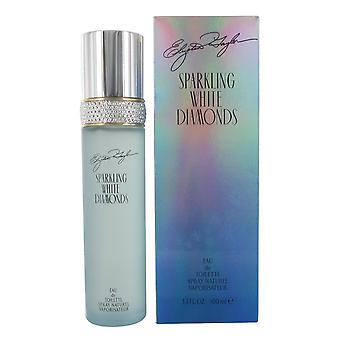 Elizabeth Taylor Sparkling White Diamonds 100ml Eau de Toilette Spray for Women