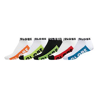 Globo ragazzi Brights 5 Pack Socks - Multi