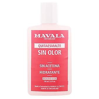 Mavala Acetone polish remover 100 ml Crystal No