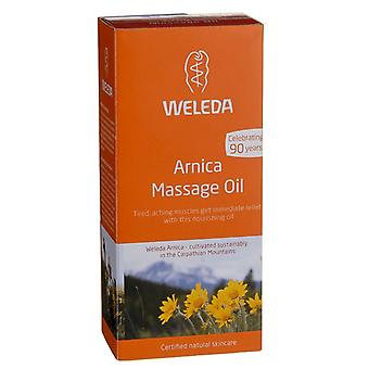 Weleda, Arnica Massage Oil, 100ml