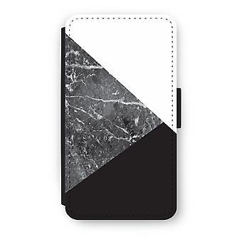 Samsung Galaxy A3 (2017) Flip Case - marmor kombinasjon