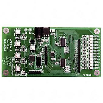 PCB design styret Microchip Technology MCP23X17EV