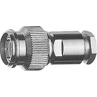 TNC connector Plug, straight 50 Ω Telegärtner J01010A2611