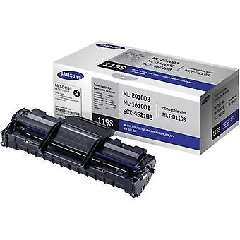Samsung Toner cartridge D119S MLT-D119S/ELS Original Black 2000 pages
