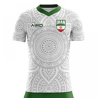 2018-2019 Iran Home Concept Football Shirt