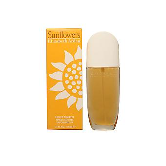 Elizabeth Arden Sunflowers Eau De Toilette Vapo 50ml Womens New Perfume Spray