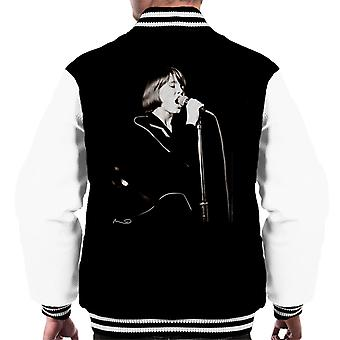 Martha And The Muffins Live In Manchester 1980 Men's Varsity Jacket