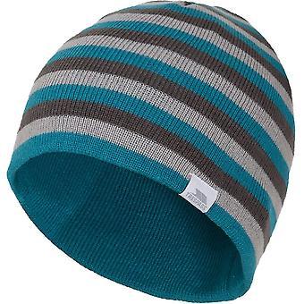 Trespass Womens/Ladies Kezia Knitted Acrylic Reversible Beanie Hat