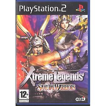 Samurai Warriors Xtreme Legends (PS2)