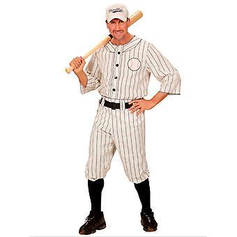 Baseball spiller kostume