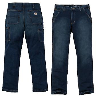 Carhartt men's rugged Flex relaxed Dungaree jeans pants