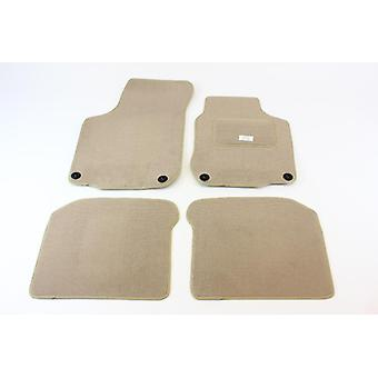 Fully Tailored Car Floor Mats - Volkswagen GOLF 4 1997-2005 Oval clip