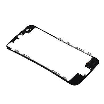 Für iPhone 5 - LCD-Halterung mit Klebstoff - schwarz