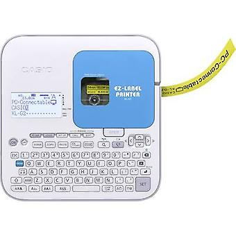 Casio KL-G2 Label printer Suitable for scrolls: XR 6 mm, 9 mm, 12 mm, 18 mm, 24 mm