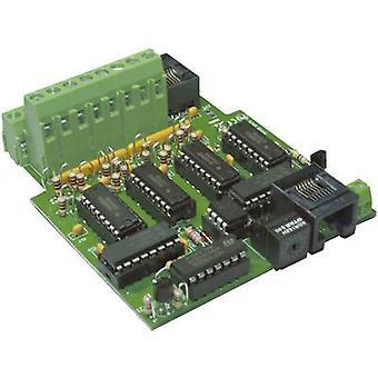 TAMS Elektronik 44-01406-01 s88-4 señal decodificadores módulo, sin ca