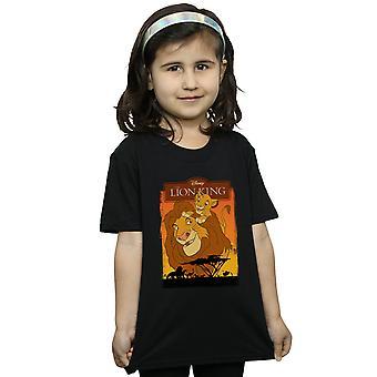 بنات ديزني الأسد الملك سيمبا والقميص Mufasa