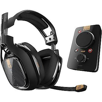 Astro Gaming A40TR Headset + MixAmp Pro Black PS4
